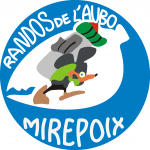Logo Randos de l'Aubo